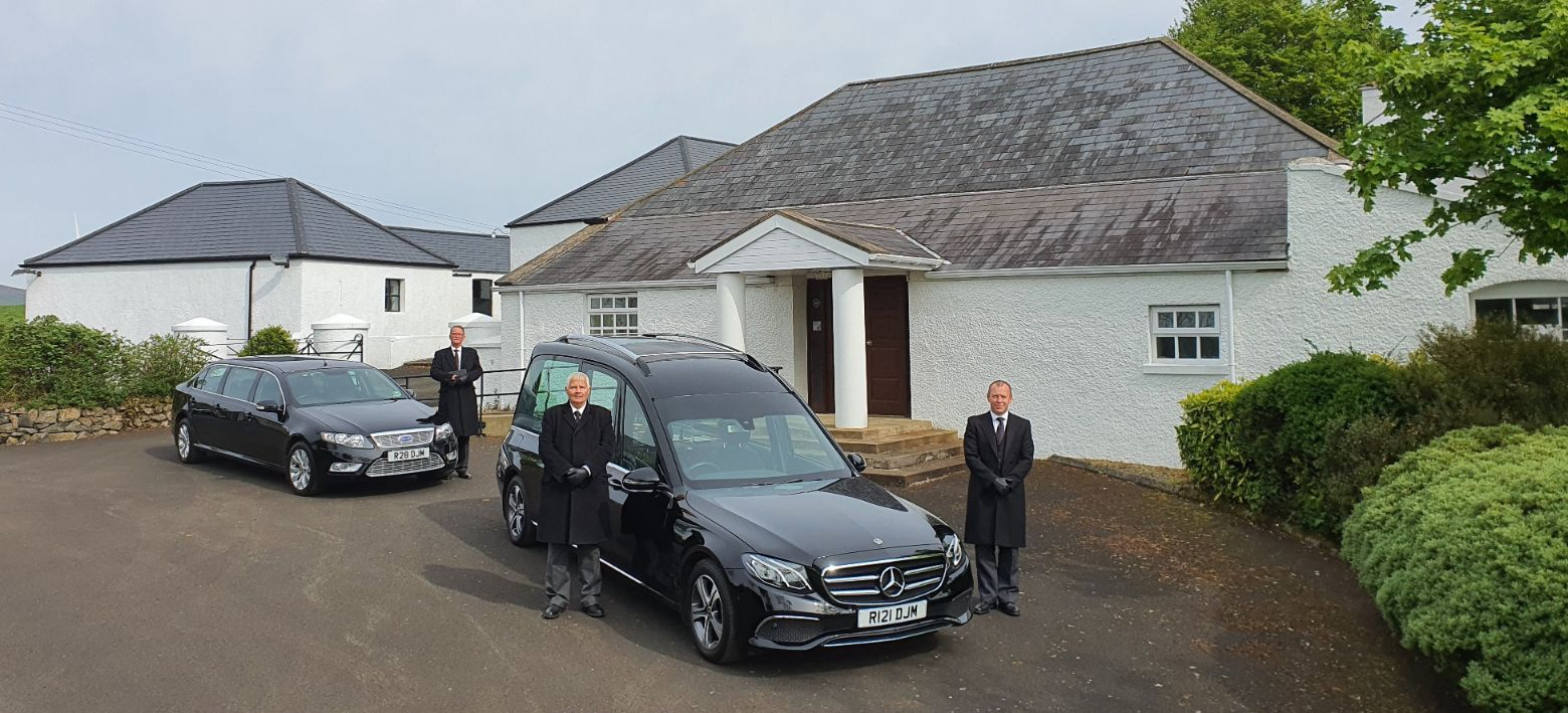 Funeral Home Vehicles